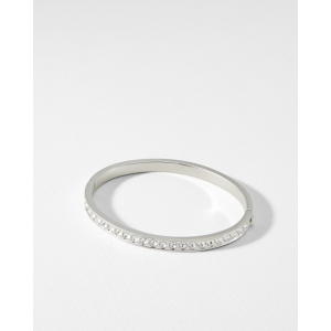 HINGE CRYSTAL BANGLE logo